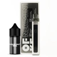 Promo Authentic Pod Vape OFRF Nexmini 30W Silver FREE Liquid 30ML