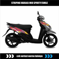 Striping - sticker variasi Mio sporty/garnis 2005-2011