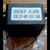 back up alarm/alarm mundur/sensor bunyi alarm truk/alarm bus
