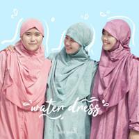 SET WATERDRESS & JUMPSUIT - HIJAB ALILA | Baju Renang Muslimah