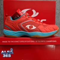 Sepatu Badminton Astec Cypher 2 Orange - 2021 - Original Bulu Tangkis