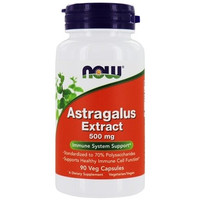 Now Foods Astragalus Root Extract 500 mg 90 Veg Capsules food 500mg