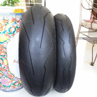 TEBAL ban pirelli supercorsa v3 120/70 200/55 not battlax s22 s21 road