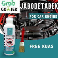 Pengusir Tikus Hilmor Anti Rat EKONOMIS For Car Engine - +kuas