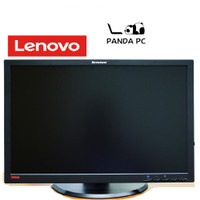 LCD Monitor Lenovo ThinkVision 24 Inch WideScreen - Monitor Second
