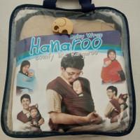 Hanaroo Baby Wrap (Gendongan bayi Hanaroo) Preloved