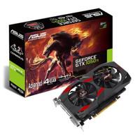 VGA ASUS CERBERUS GEFORCE GTX 1050 TI OC 4 GB DDR5