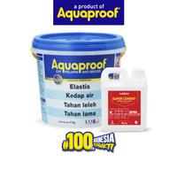 Paket Solusi Dinding Rembes – Supercement [1 kg] + Aquaproof [4 kg]