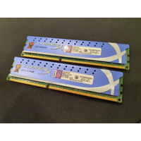 RAM DDR3 Kingston HyperX Genesis KHX1600C9D3K2/8GX 2x4GB (8GB) 1600MHz