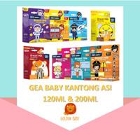 GEA BABY Kantong ASI 120ml 200ml 250ml Thermal Breastmilk Storage Bag