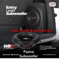 Subwoofer Cello OEM 8inch W8E Pasive Inova-Fortuner-HRV-Pajero DLL