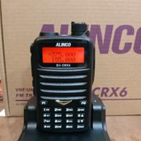 HT HANDY TALKIE ALINCO DJ-CRX6 DUAL BAND