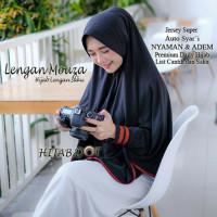 Hijab lengan - hijab kekinian murah harga grosir