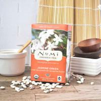 Numi - Organic Jasmine Green Tea 36 Gr