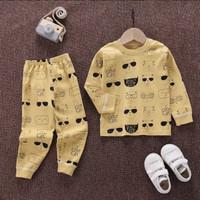 Baju bayi/baju anak import/0-12bulan/baju newborn/celana anak/murah - 80