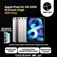 Apple iPad Air 4 2020 10.9 Inch 64GB Wifi Only Garansi Apple 1 Tahun