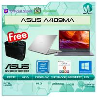 Asus A409MA BV211T N4000 4GB 256ssd W10 14.0 HD