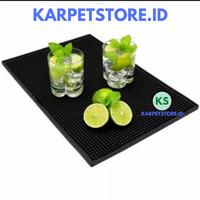 Bar Mat Bartender Rubber Bar Spill Mat Tatakan Gelas
