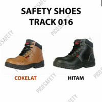 sepatu safety shoes track TR 016 ankle boot
