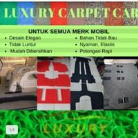 Karpet Mobil Mie Bihun BMW 520 Full Bagasi 2 Warna