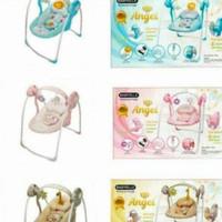 bouncer swing bisa MP3 by baby elle
