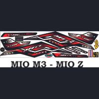 STICKER MOTOR VARIASI THAILOOK YAMAHA ALL MIO M3 125 DAN MIO Z