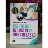Buku ORIGINAL Psikologi Industri Dan Organisasi