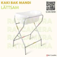 KAKI BAK MANDI BAYI IKEA / KAKI BAK MANDI BAYI LATTSAM
