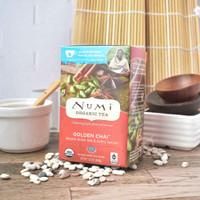 Numi - Organic Golden Chai Tea 46.8 Gr