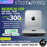 Apple Macmini 2020 M1 Chip 8-Core 512GB 256GB MGNR3 MGNT3 SSD Mac Mini