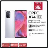 Oppo A74 5G 6/128 GB New Garansi Resmi
