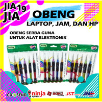 OBENG HP / OBENG LAPTOP / OBENG JAM / OBENG 5 PCS / OBENG SERBAGUNA