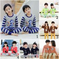 Couple Pajamas/Piyama Anak/Baju Tidur Anak