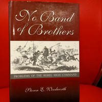 Buku NO BAND OF BROTHERS BY STEVEN E.WOODWORTH