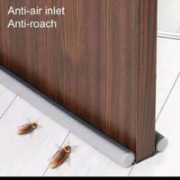 BUSA CELAH BAWAH PINTU Anti Kecoak Serangga Debu Penahan Udara AC