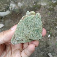 Batu Lumut Sungai Dareh Kumbang Jati( Bahan Akik Natural bukan bacan )