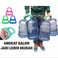 alat bantu angkat galon air aqua holder hendle