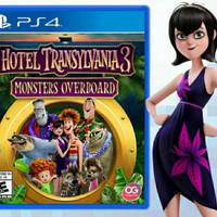 kaset ps4 hotel transylvania 3 monsters overboard