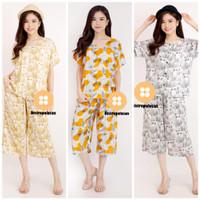 baju tidur rayon/piyama dewasa/baju tidur wanita/homewear unik
