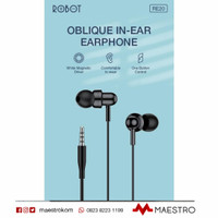 Headset Robot RE20 High Definition Sound Quality