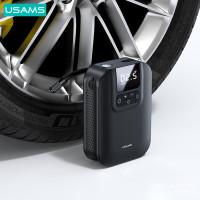 USAMS ZB215 Mini Car Air Pump Portable 5000mAh Pompa Angin Ban Mobil