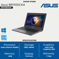 Asus BR1100CKA   Intel Celeron N4500 4GB 128GB Win 10 Home