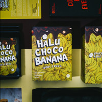 Halu Choco Banana (200 gram) roasted beans specialty coffee biji kopi