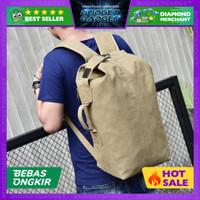 Wanderer Rucksack Backpack Tas Ransel Travel Kanvas small Size -170037