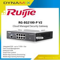 RUIJIE RG-EG2100-P V2 Cloud Managed Security Gateway with POE