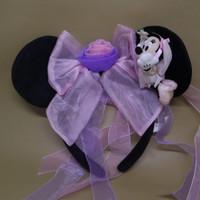 bando headband minnie fairy tokyo disneyland