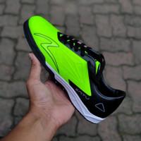 sepatu futsal specs satu elite - hijau hitam, 38