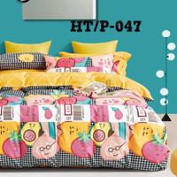 Sprei Anak Set Bed Cover Katun Jepang Original Ukuran 160x200 x 30cm