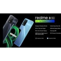 REALME 8 5G 8GB RAM 128GB ROM Garansi Resmi