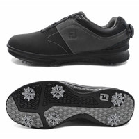 Sepatu Golf Footjoy Fj contour black / hitam BOA - Original